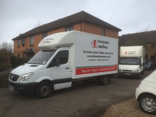TJ Clearance - Removals - Buckinghamshire